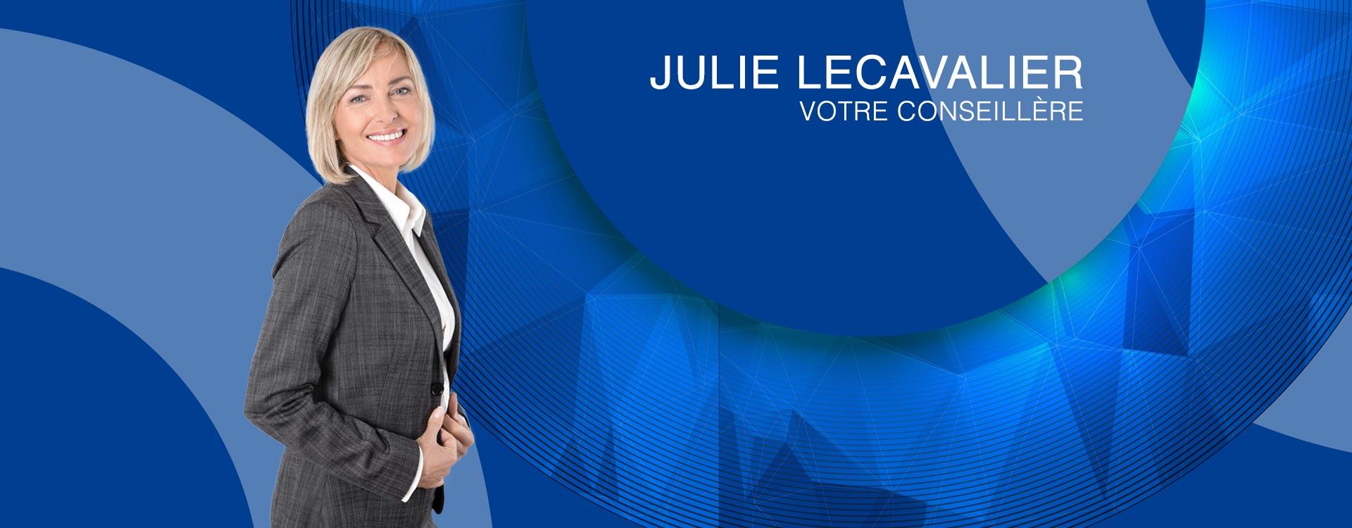 Julie Lecavalier conseils financiers
